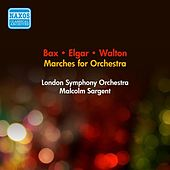 Walton, W.: Orb and Sceptre / Bax, A.: Coronation March / Elgar, E.: Pomp and Circumstance Marches Nos. 1, 4 / Imperial March (Sargent) (1953) by Malcolm Sargent