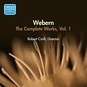 Webern, A.: Works (Complete), Vol. 1 (Robert Craft) (1957) by Various Artists