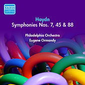 Haydn, J.: Symphonies Nos. 7, 45, 88 (Ormandy) (1947-1952) by Eugene Ormandy