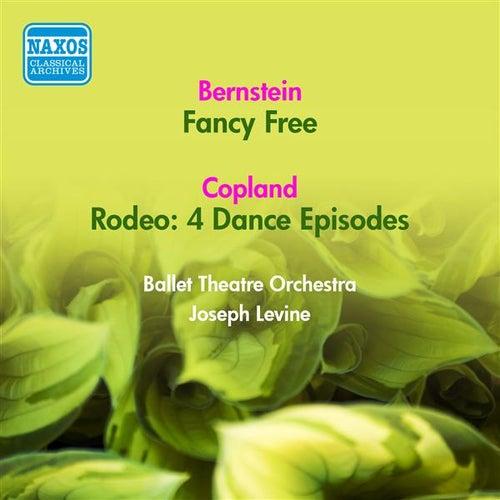 Bernstein, L.: Fancy Free / Copland, A.: Rodeo (Joseph Levine) (1952) by Joseph Levine