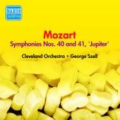 Mozart, W.A.: Symphonies Nos. 40, 41 (Szell) (1955) by George Szell