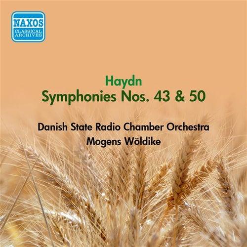 Haydn, F.J.: Symphonies Nos. 43, 50 (Woldike) (1952) by Mogens Woldike