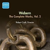 Webern, A.: Works (Complete), Vol. 2 (Robert Craft) (1957) by Various Artists