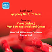Beethoven, L.: Symphony No. 6 / Smetana, B.: Moldau / From Bohemia's Fields and Groves (Szell) (1951) by George Szell