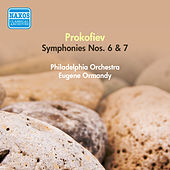 Prokofiev, S.: Symphonies Nos. 6, 7 (Ormandy) (1950, 1953) by Eugene Ormandy
