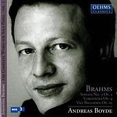 Brahms: The Complete Works for Solo Piano, Vol. 2 by Andreas Boyde