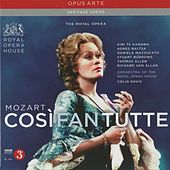Mozart: Cosi fan tutte by Thomas Allen