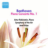 Beethoven, L. Van: Piano Concerto No. 1 (Rubinstein, Symphony of the Air, Krips) (1956) by Arthur Rubinstein