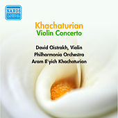 Khachaturian, A.I.: Violin Concerto (Oistrakh, Philharmonia, Khachaturian) (1954) by David Oistrakh