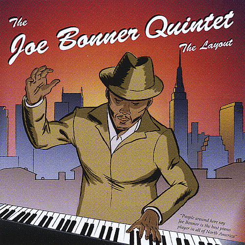 The Layout by Joe Bonner