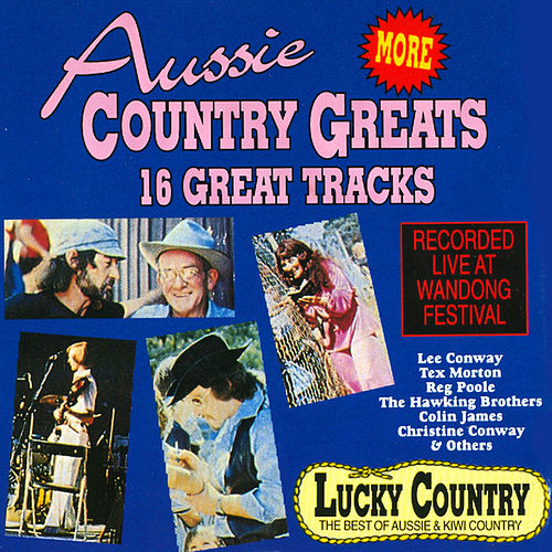 More Aussie Country Greats by Various Artists