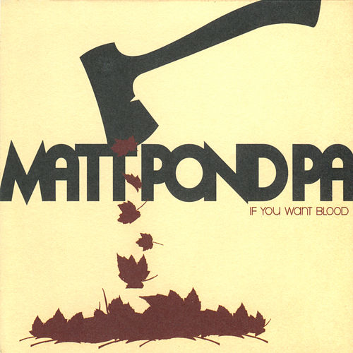 If You Want Blood EP by Matt Pond PA