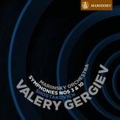 Shostakovich: Symphony Nos 3 & 10 by Valery Gergiev