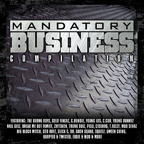 Mandatory Business by Various Artists