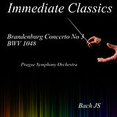 Bach: Brandenburg Concerto No. 3, BWV 1048 by Prague Symphony Orchestra