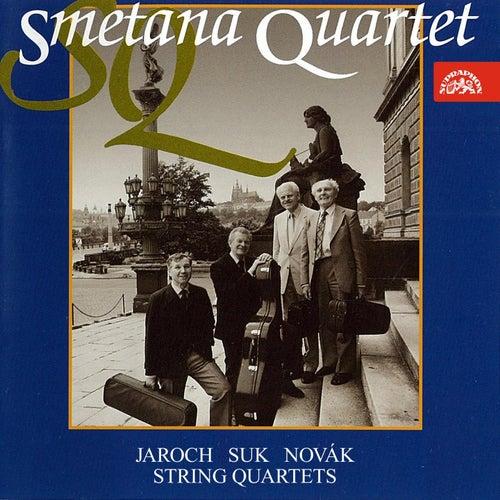 Jaroch, Suk & Novák: String Quartets by Smetana Quartet
