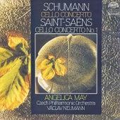 Schumann, Saint-Saëns: Cello Concerto nor by Angelica May