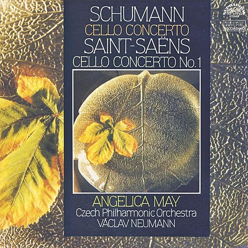 Schumann, Saint-Saëns: Cello Concerto nor by Angelica May