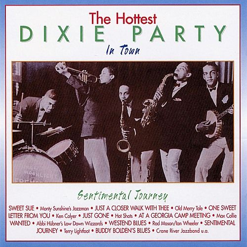 The Hottest Dixie Party In Town - Volume 2 by Various Artists