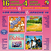 16 Super Baladas 4 Super Grupos Vol. II by Various Artists