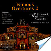 Famous Overtures 2 by Philharmonic Wind Orchestra