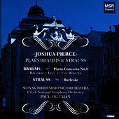 Joshua Pierce Plays Brahms & Strauss by Joshua Pierce
