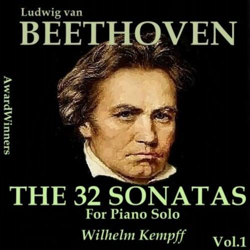 Beethoven, Vol. 06 - 32 Sonatas 01-16 by Wilhelm Kempff