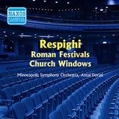 Respighi: Feste Romane / Vetrate Di Chiesa (Dorati) (1955) by Antal Dorati