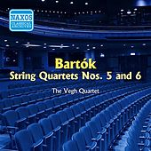 Bartok: String Quartets Nos. 5 and 6 (Vegh Quartet) (1954) by Vegh Quartet