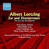 Lortzing: Zar Und Zimmermann (Gunter, Pfeifle) (1952) by Walther Ludwig