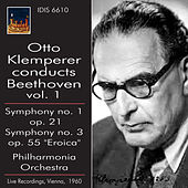 Otto Klemperer conducts Beethoven, Vol. 1 (1960) by Otto Klemperer