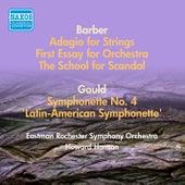 Gould, M.: Symphonette No. 4,