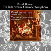 Vivaldi: The Four Seasons - Cimarosa: Oboe Concerto by David Bernard