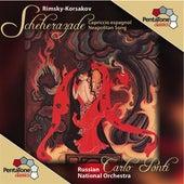 Rimsky-Korsakov: Scheherazade - Capriccio espagnol - Neapolitan Song by Various Artists