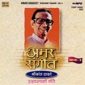 Amar Sangeet  -  Shrikant Thakare  Vol-3 by Various Artists