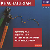 Khachaturian: Symphony No.2/Gayaneh - Suite by Wiener Philharmoniker