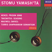 Prison Song by Stomu Yamashta