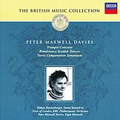 Maxwell Davies: Trumpet Concerto; Renaissance Scottish Dances etc by Various Artists