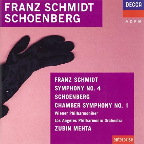 Schmidt: Symphony No.4 / Schoenberg: Chamber Symphony by Various Artists
