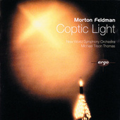 Feldman: Coptic Light by Various Artists