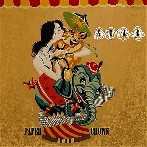 Paper Crown - EP by Stag