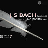 J.S. Bach Partitas by Ivo Janssen