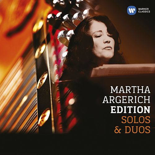 Martha Argerich - Solo & Duo piano by Various Artists