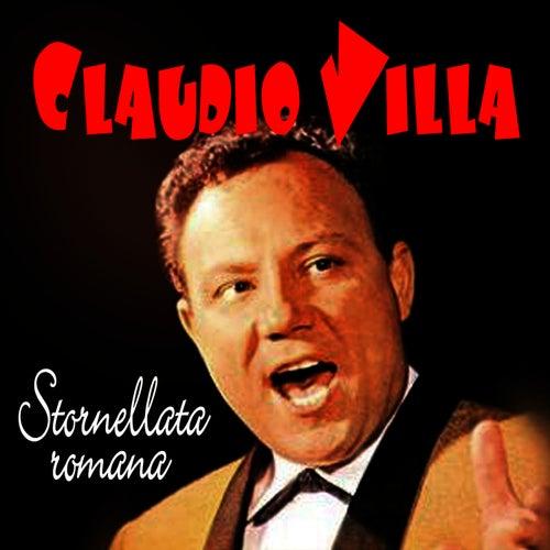 Stornellata romana by Claudio Villa