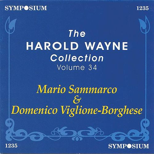 The Harold Wayne Collection, Vol. 34 by Various Artists