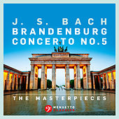 The Masterpieces - Bach: Brandenburg Concerto No.5 by Württemberg Chamber Orchestra Heilbronn