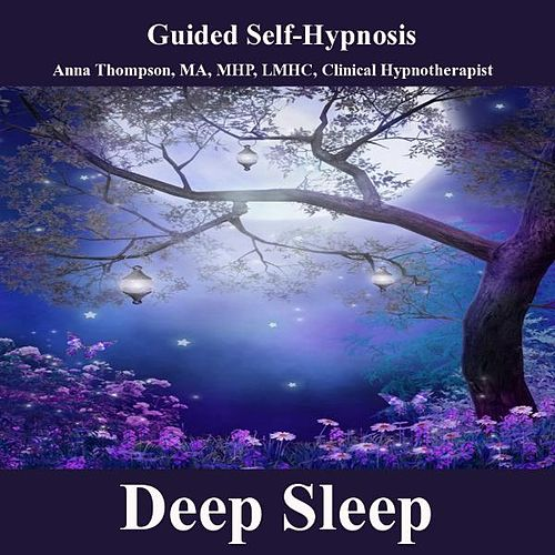 Deep Sleep Hypnosis With Binaural Delta Waves by Anna Thompson