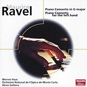 Ravel: Piano Concertos, etc by Werner Haas