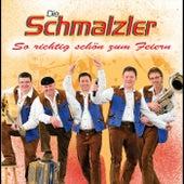 So richtig schön zum Feiern by Die Schmalzler