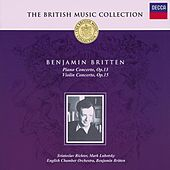 Britten: Piano Concerto; Violin Concerto by Various Artists